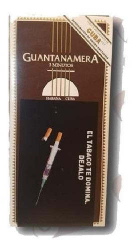 guantanamera minutos minuto x3 habanos habano puros cigarros