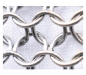 guante acero inoxidable manulatex anti-corte made in france