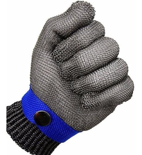 guante acero inoxidable para carnicero mediano envío gratis