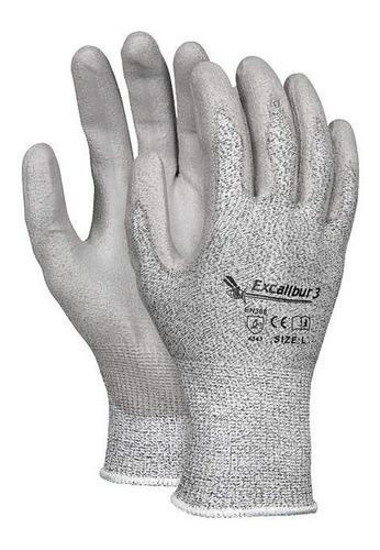 guante anticorte mcr excalibur nivel 5 de protección