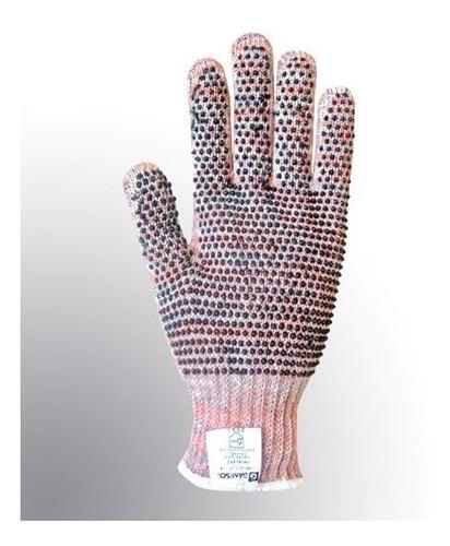 guante anticorte moteado gamisol magnum industria argentina