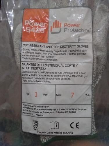 guante anticorte power 5425