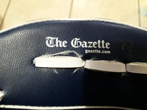 guante béisbol talla 11 promocional sky sox / gazette
