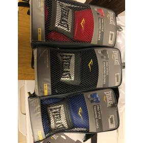 Guante Boxeo Everlast (azul, Negro, Rojo)