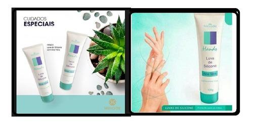 guante crema silicona hands hinode. ori - kg a $200