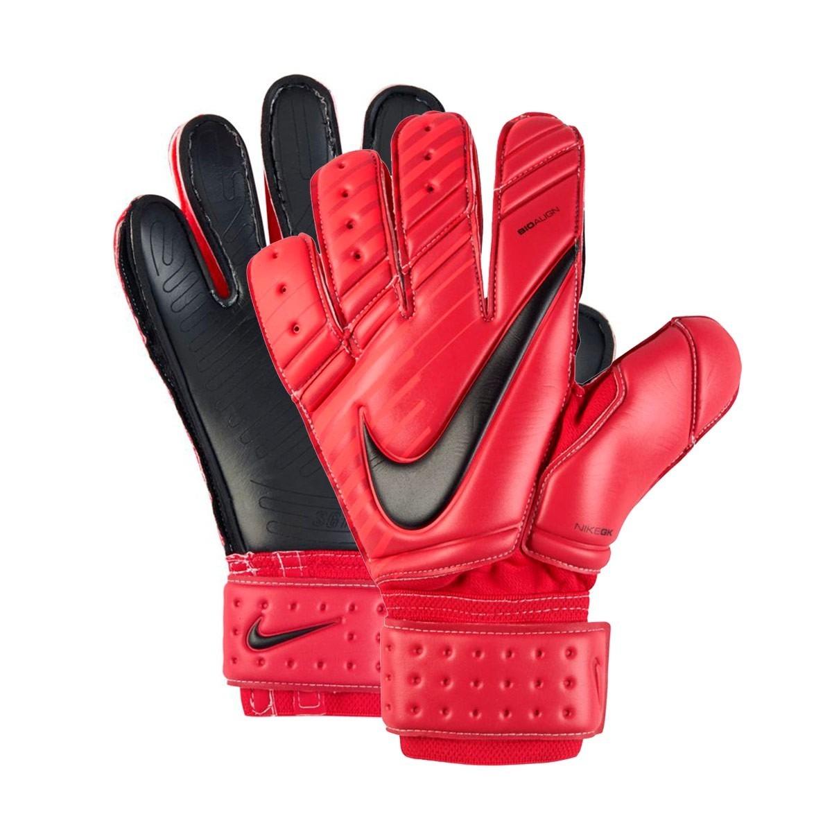 vendedor Monasterio Sangrar  guantes nike portero rojas - Tienda Online de Zapatos, Ropa y Complementos  de marca
