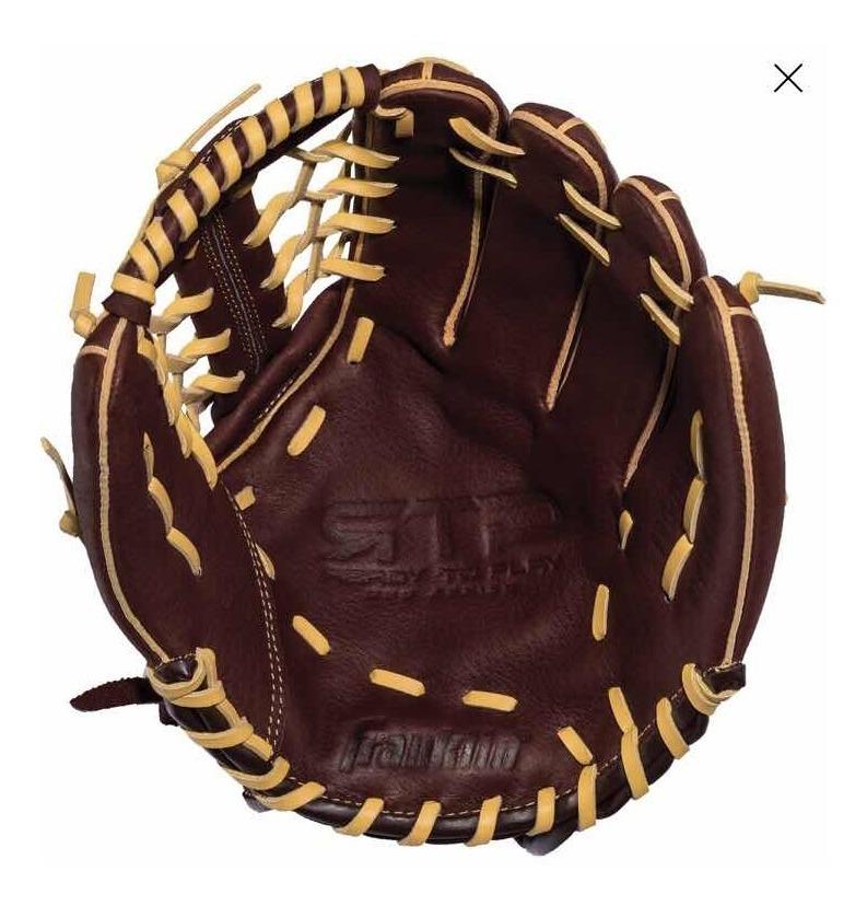 béisbol Fielding, guante de béisbol Franklin Fielding Glove RTP pro cuero