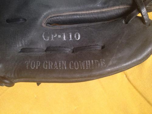 guante de béisbol marca tamanaco.