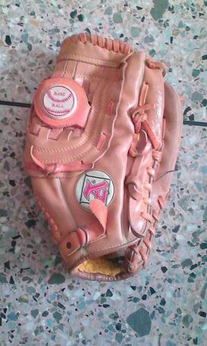 guante de beisbol mediano