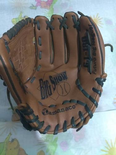 guante de beisbol tamanaco 11 1/2 inches
