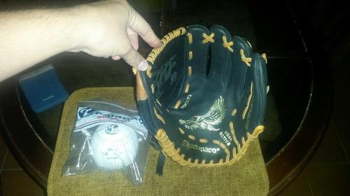 guante de béisbol tamanaco