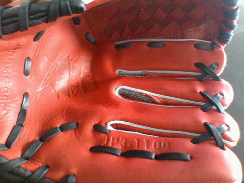 guante de beisbol tamanaco cuero nro 11