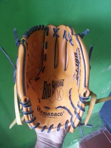 guante de beisbol tamanaco juvenil