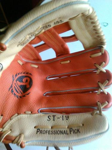 guante de beisbol tamanaco original talla(pulgadas) 13 1/2