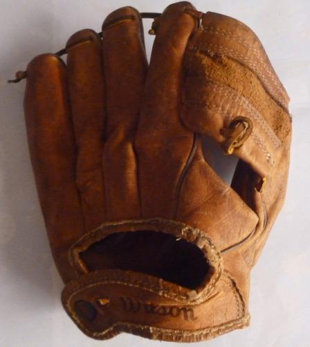 guante de beisbol wilson