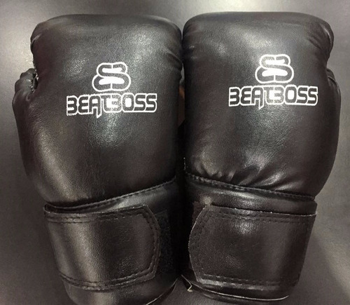 guante de box junior 8 onzas, marca beatboss
