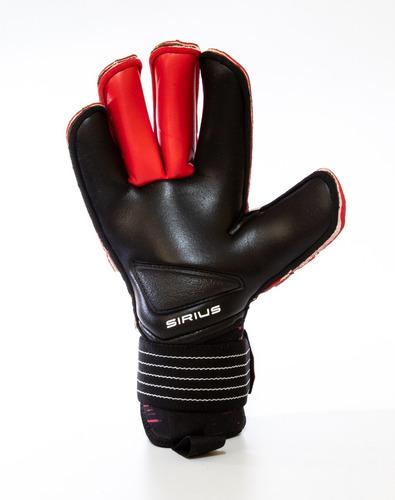 guante de portero buffon sirius varillas - golero sport