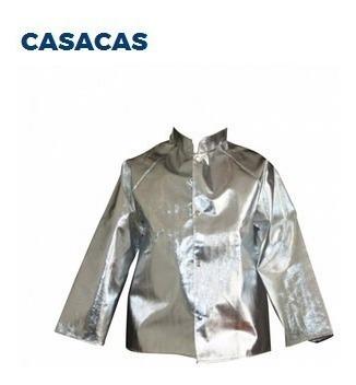 guante de rayon aluminizado - altas temperaturas