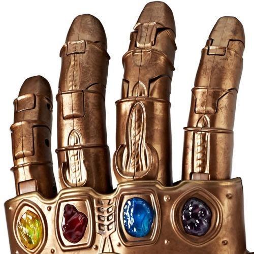 guante del infinito de thanos marvel legends *envio gratis*