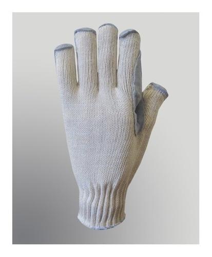 guante descarne combinado con algodon y poliester  gamisol 7