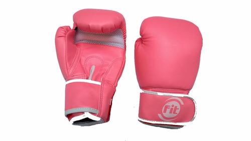 guante entrenamiento de boxeo mujer 10 oz