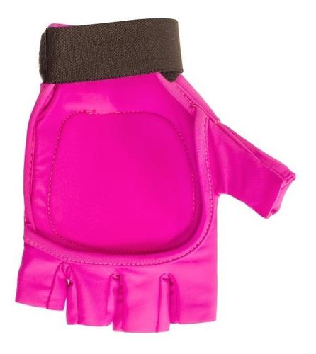 guante hockey simbra hard rosa  hombre