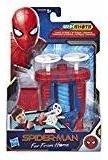 guante lanza discos de spiderman