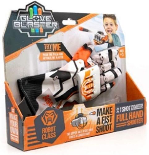 guante lanzador dardos militar alien robot glove blaster