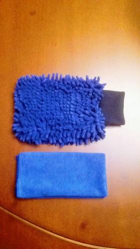guante microfibra