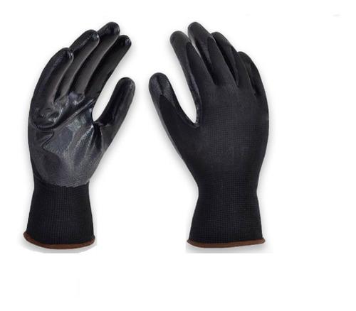 guante nylon palma de poliuretano, par