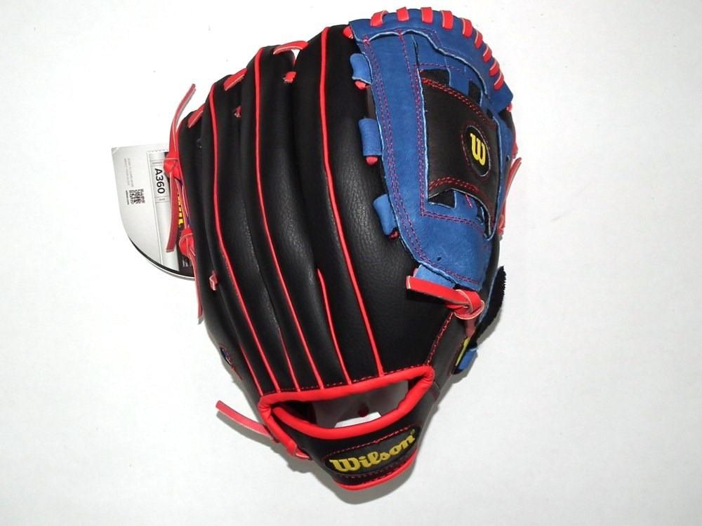 605efe0031b8d Guante Para Beisbol Wilson A360 12 Pulgadas Azul -   850.00 en ...