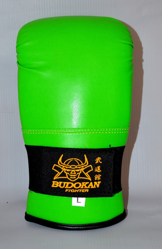 guante para bolsa budokan fighter train ufc mma kick boxing