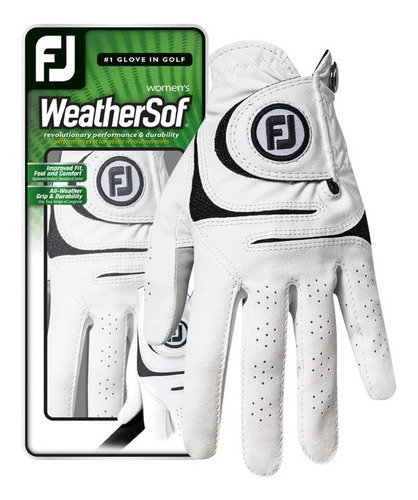 guante para golf footjoy weathersof caballero