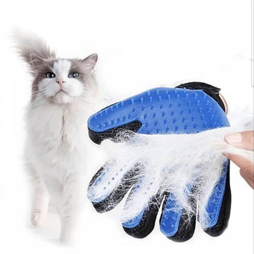 guante para mascotas (perros y gatos)
