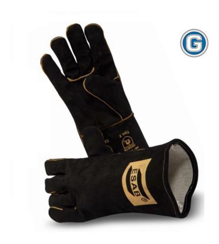 guante para soldar esab heavy duty black soldador gramabi cu