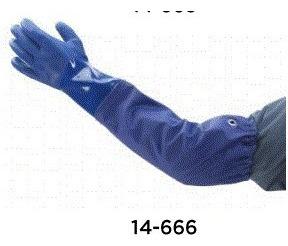 Guante Protección Química 14- 666 Ansell-edge - $ 25.000 en ...