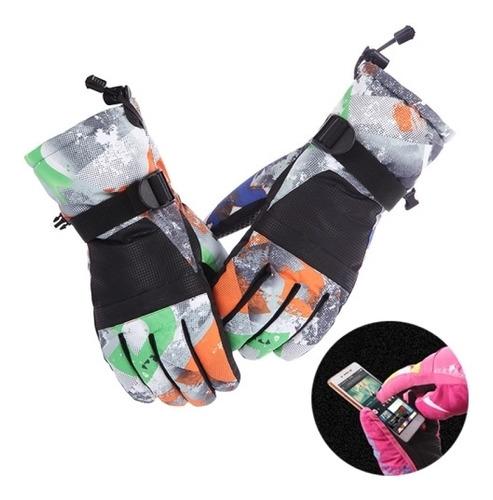guante proteccion unisex esqui montar caballo invierno