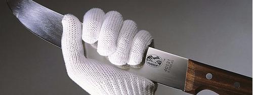 guante resistente a cortes victorinox talla m por unidad