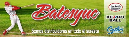 guante zurdo beisbol softbol piel strike 3 jardinero field