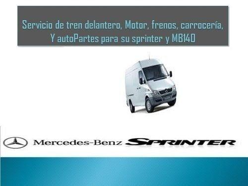 guantera de tablero de mercedes benz sprinter 313/413