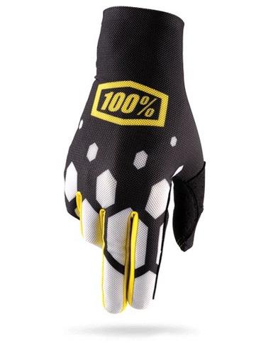 guantes 100% celium legacy mx/offroad negro lg