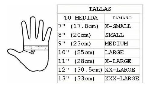 guantes 4.5 mm beuchat apnea y pesca talla mediana