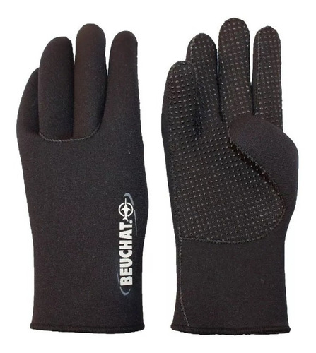guantes 4.5 mm beuchat apnea y pesca talla s