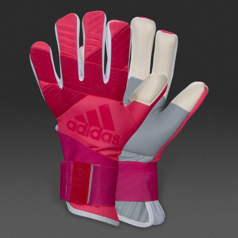 new products f460f 4ae9d reduced adidas projoator gloves rosado 2066c f59c6