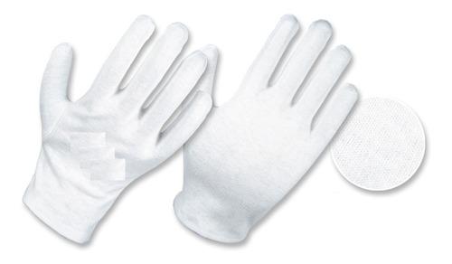 guantes algodon blanco 10 pares suaves tipo primera comunion