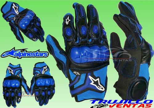 guantes alpinestars atlas original talla l r15 cbr fz ns @tv