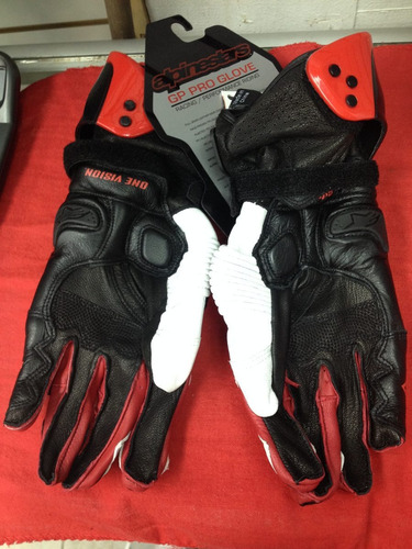 guantes alpinstars gp pro caña larga