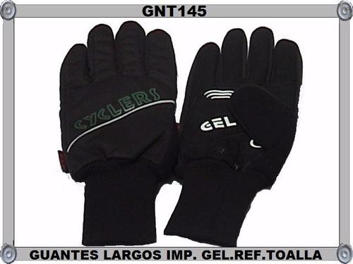 guantes a.montaña impermeabl gel termico