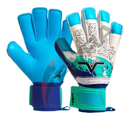 guantes arquero aqua jr niños profesionales vgfc volk fivra