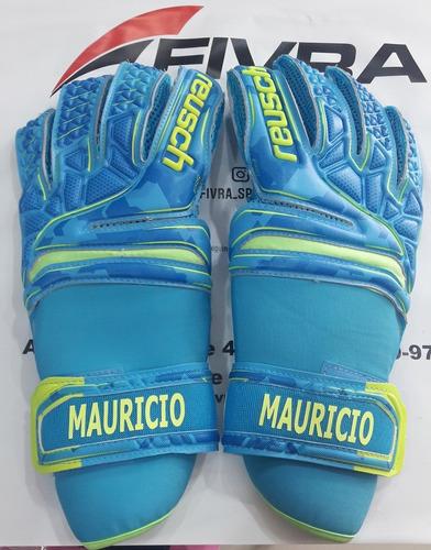 guantes arquero attrakt pro ax2 adv personaliza grat reusch
